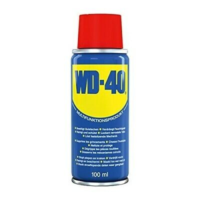 WD-40 1810003 Multi-Spray, 100 ml