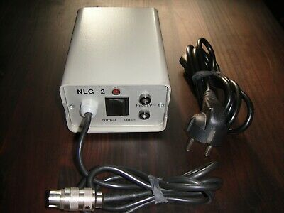 NLG-2 NOS  Linear Power Supply and Battery Charger for Nagra IV, Nagra 4