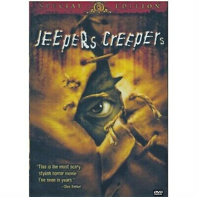 Jeepers Creepers * Spooky and Jolting  = DVD ( All Region NTSC ) Free Post Aus