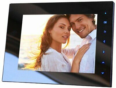 NIX TS08C - Designer Cordless 8 inch Digital Picture Frame, 16Gb SD, Internal Re