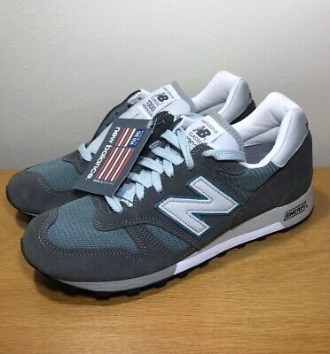 buy online 02002 c592f New Balance 1300 Heritage Sz 10.5 D Grey Made In USA Shoes M1300CLS  200