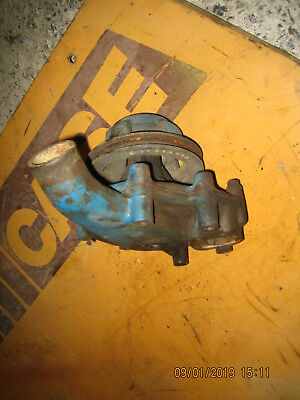 Ford Tractor C-172 Diesel Engine Water Pump W Pulley