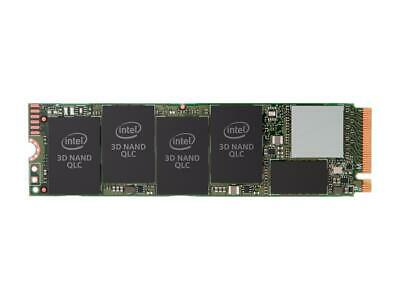 512GB Intel 660p Series SSD M.2 80mm PCIe NVMe Internal Solid State Drive 1800mb