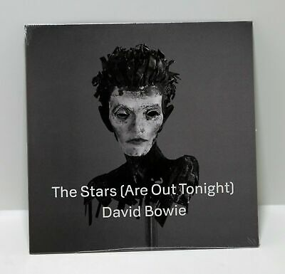 "DAVID BOWIE The Stars (Are Out Tonight) 7"" WHITE VINYL Single SEALED RSD 2013"