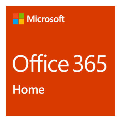 Microsoft Office 365 Personal 1 Year Subscription for 5 devices (PC/Mac/Mobile)