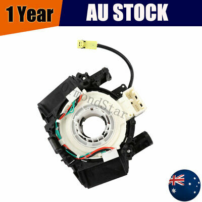 AIRBAG SQUIB SPIRAL Cable Clock Spring For Nissan Navara