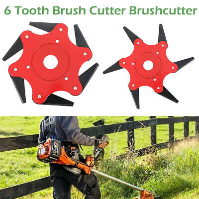 Grass Trimmer Garden Power Tools Hard-Working 5 Teeth Brush Cutter Blade Trimmer Metal Blades Trimmer Head 65mn Garden Grass Trimmer Head For Lawn Mower Exquisite Craftsmanship;