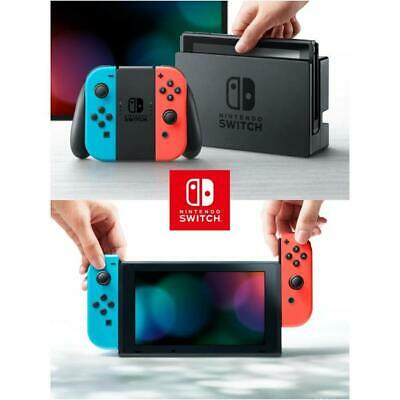 Switch Console Red/Blue Nintendo