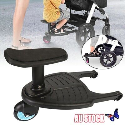 Universal Children's Toddler Ride On Buggy Board Pedal 3D MINI Buggy Board