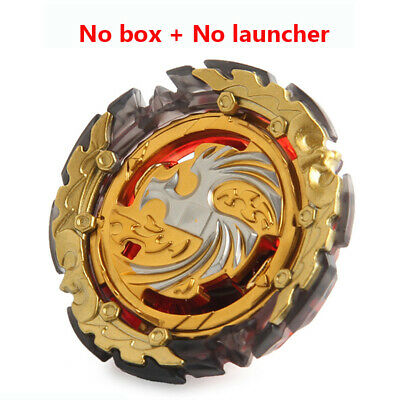 Beyblade Burst Toy B-131Spinning Top -Only Beyblade Without Launcher Box Glod