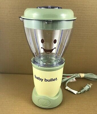 MAGIC BABY BULLET BLENDER Only  No accessories