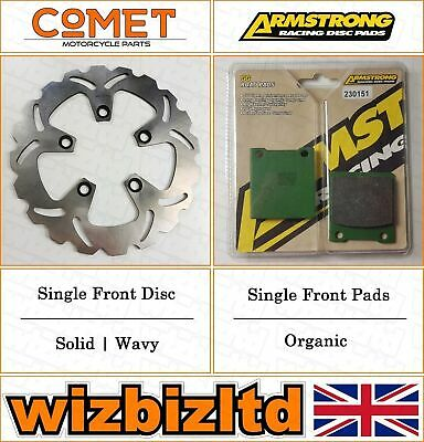 Armstrong and Comet Complete Rear Brake Kit Kawasaki ZXR 750 1989-90 BK106151