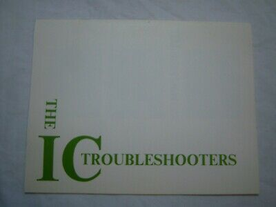 HP IC Troubleshooters Product Brochure 1975 Early Computer Testing Equipment