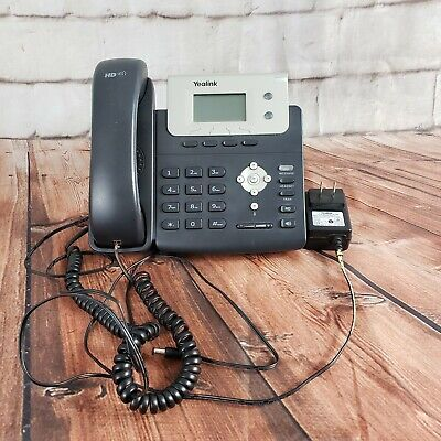 LOT OF 4 Yealink SIP-T21 T21P IP Phone as Call Center