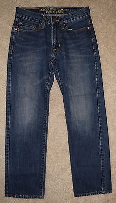 Mens/Boys American Eagle 26/26 Jeans Slim Straight Leg Cotton