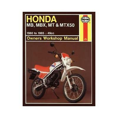 Other Motorcycle Manuals Parts & Accessories MBX & MTX50 OWNERS ...