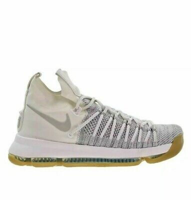 buy popular 9559d a9bee NIKE ZOOM KD 9 Elite Mens Basketball Shoes 11 Pale Grey Ivory