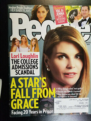 People 4/29/19 Lori Loughlin in trouble; Meghan's Royal baby; DANCING WITH/STARS