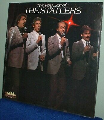 THE VERY BEST OF THE STATLERS New Sealed Vinyl LP (1984-Statler Brothers)