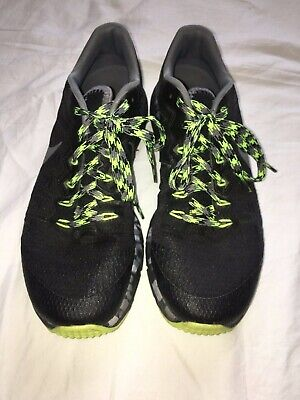 best loved 530be 5b7be EUC Nike Dual Fusion Trail 2 Men Trail Running Shoes 819146 001 US 9.5