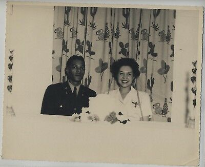 African American WWII U.S. Army WAC W.A.A.C. Officer's Womans Female Ladys WW2 B