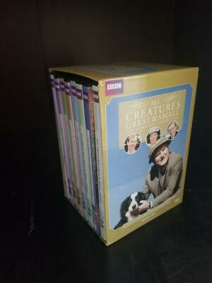 All Creatures Great and Small Complete Collection 28-Disc DVD Series