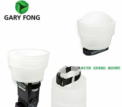 GARY FONG LSC-01 CLOUD Universal Lightsphere Collapsible FLASH Diffuser