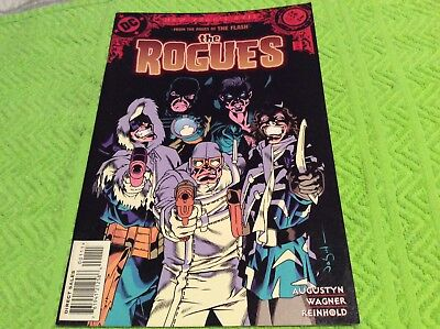 DC Comics: The Rogues #1 (New Years Evil One Short) NM Gem Captain Cold, Flash