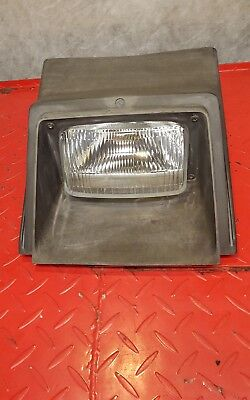 1988 polaris indy 650 triple headlight assembly