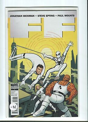 FANTASTIC FOUR Variant Edition #1 (2010, Marvel) Comic Books Bagged Boarded VF+