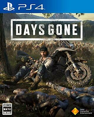 Days Gone  PS4  Japan