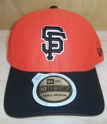New Era San Francisco Giants Solar Era  39THIRTY Hat Cap Size S-M