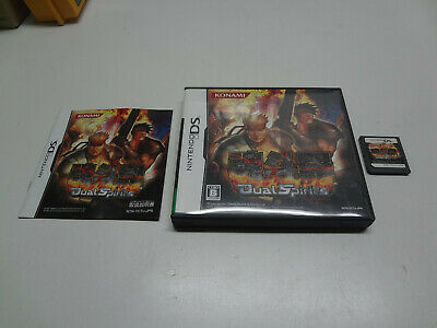 Contra Dual Spirits Nintendo DS Japan