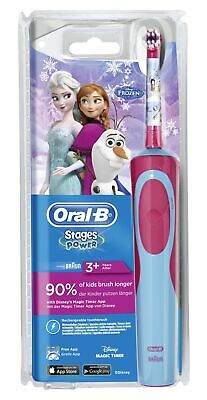 Zahnbürste Braun Oral-B Stages Power Frozen cls