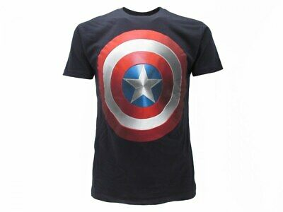 T-shirt Originale Capitan America Film 2019 Marvel ufficiale Avengers Film