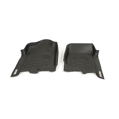 Westin 72-110001 Wade Sure-Fit Floor Liner Fits Chevy GMC Cadillac 07-14 Sierra