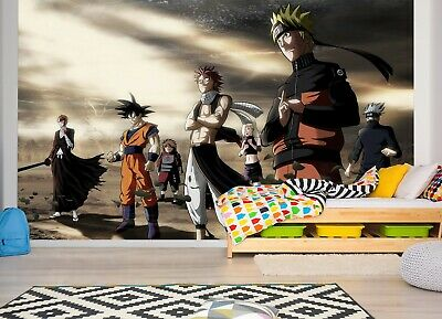 3D ONE PIECE Classic 332 Japan Anime Game Wallpaper Mural Poster Cartoon Cosplay