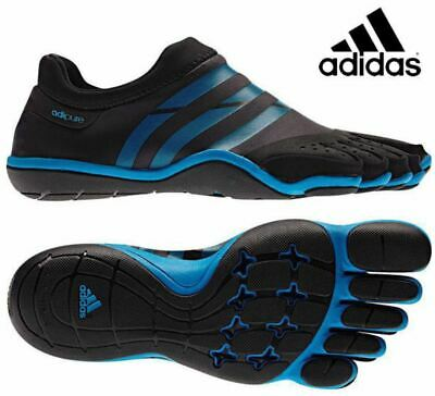 best website de419 051a3 Adidas Adipure Trainer M blue UK 8,5 US 9 rare barefoot natural trainers  shoes