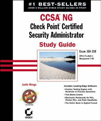 CHECK POINT CERTIFIED security administrator CCSA R80 Video Course