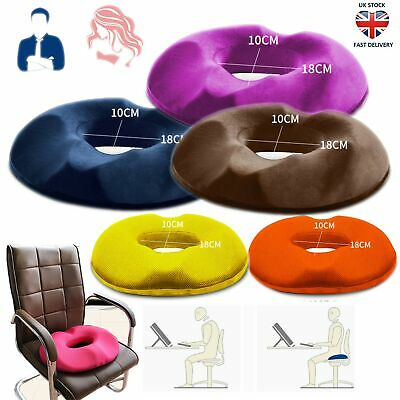 New Memory Foam Support Car/Office/Wheelchair Pressure/Posture Cushion Seat Pad