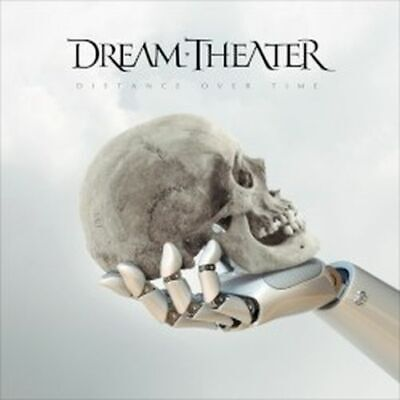 Cd Distance Over Time Dream Theater