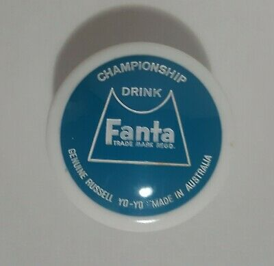 VINTAGE  GENUINE RUSSELL FANTA COMPETITION YO YO -1970's BRAND NEW, NEVER USED