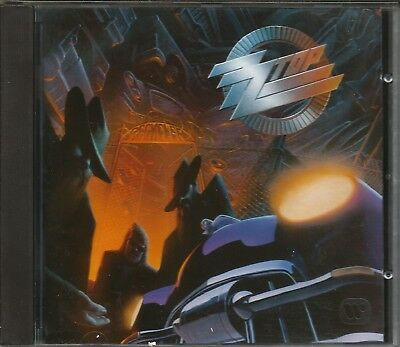 ZZ Top - Recycler - Early Press CD Made in Germany -