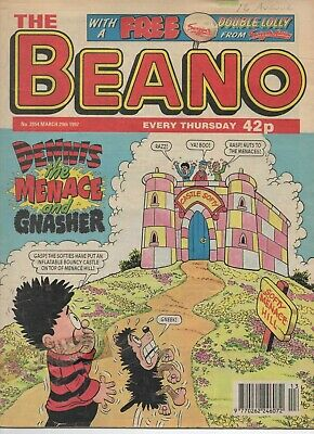 The BEANO (Comic) #2854 (29th March 1997)