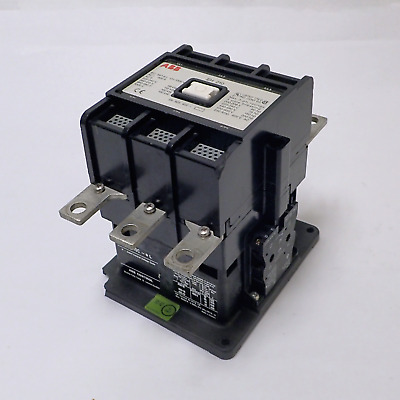 Abb Eh210C-Afl 3P Contactor 480Vac 230A 150Hp, Tested & Working!