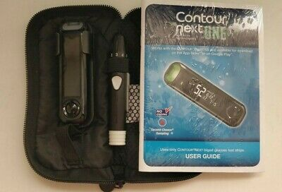 Bayer Contour Next One Blood Glucose Monitoring System/Monitor/Meter *USED*