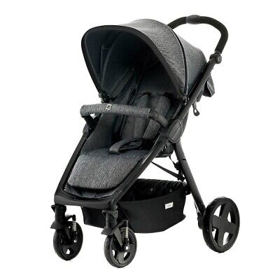 Moon Buggy JET City stone / fishbone, grau