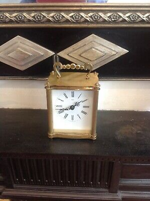 Smiths mantle clock(working)