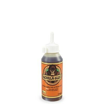 GORILLA GLUE ORIGINAL 115ML 🦍 Incredibly Strong Industry Trusted Tough Adhesive