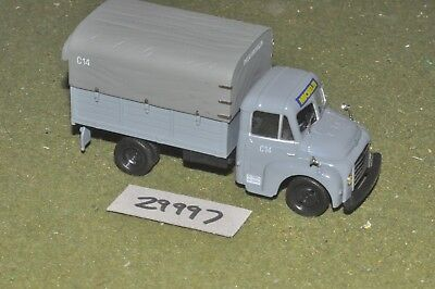 28mm WW2 / german - opel blitz truck (as photo) - vehicles (29997)